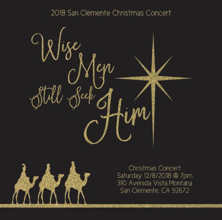 Lds Christmas Concert.Lds Christmas Concert Christ Lutheran Church San Clemente